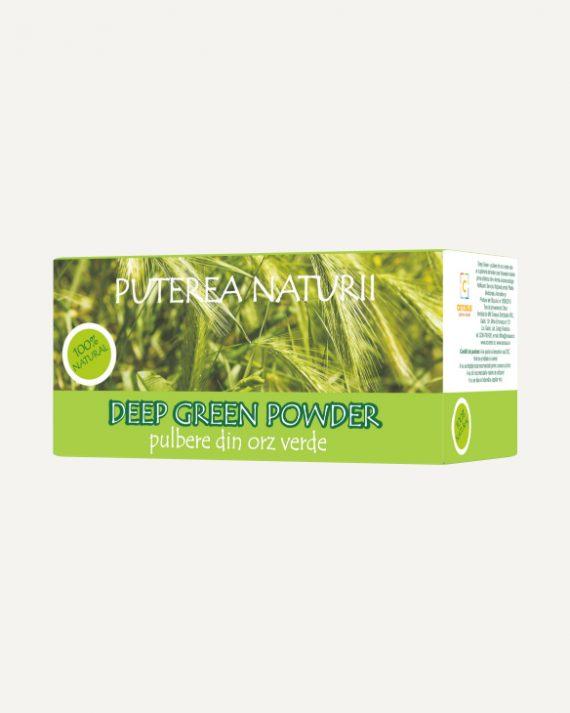 pulbere de orz verde cerasus produse naturiste