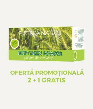 pulbere orz verde produse naturiste cerasus oferta