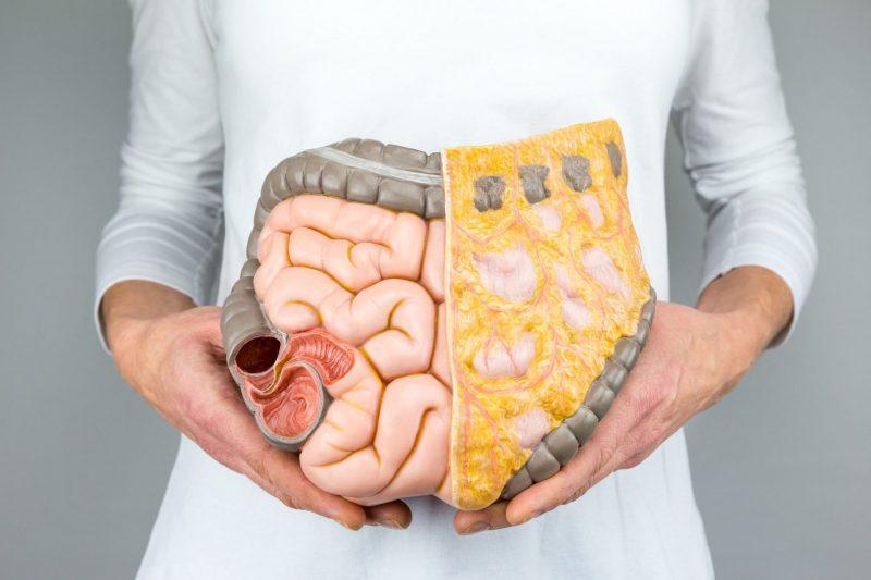 masaj pentru colon iritabil